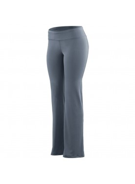 Women's Wide Waist Poly/Spandex Pant