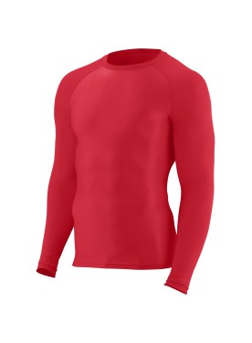 Men's Hyperform Compression Long Sleeve Shirt