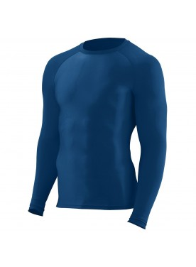 Boys Hyperform Compression Long Sleeve Tee