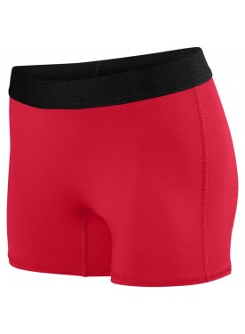 Womens HYPERFORM FITTED SHORTS