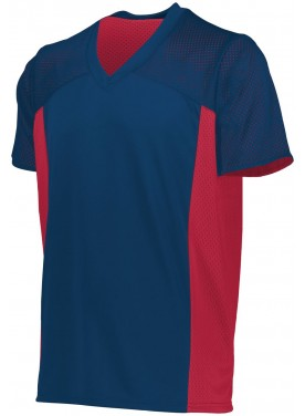 AUGUSTA SPORTSWEAR BOYS REVERSIBLE FLAG FOOTBALL JERSEY