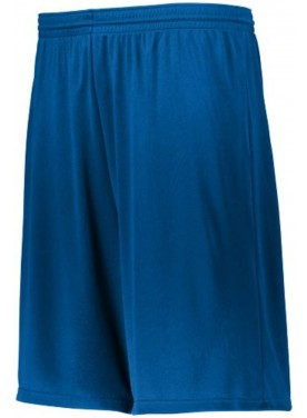 AUGUSTA SPORTSWEAR BOYS LONGER LENGTH ATTAIN SHORTS