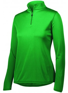 Womens ATTAIN 1/4 ZIP PULLOVER