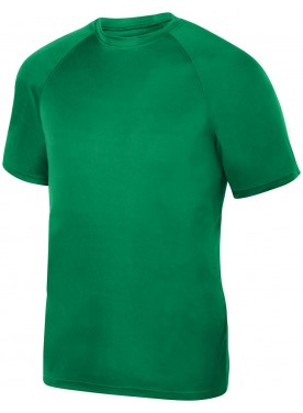 AUGUSTA SPORTSWEAR BOYS ATTAIN RAGLAN SLEEVE WICKING TEE