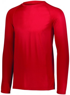AUGUSTA SPORTSWEAR ATTAIN WICKING LONG SLEEVE SHIRT