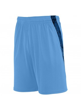 Boys' Intensify Black Heather Training Short