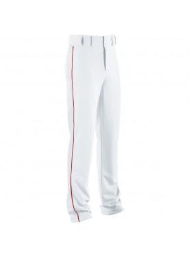 HIGH FIVE BOYS PIPED CLASSIC DOUBLE-KNIT BASEBALL PANT