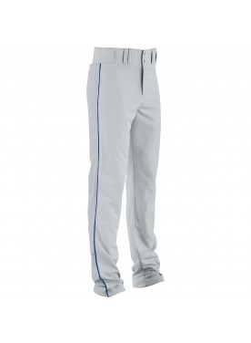 HIGH FIVE MENS PIPED DOUBLE KNIT BASEBALL PANT