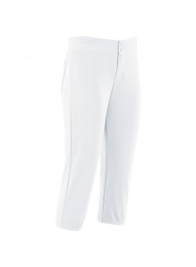 HIGH FIVE WOMENS UNBELTED SOFTBALL PANT