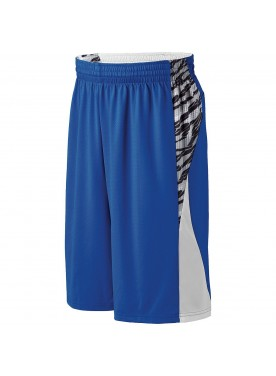 HIGH FIVE BOYS PRINTED CAMPUS REVERSIBLE SHORTS