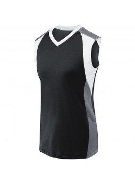 HIGH FIVE GIRLS SLEEVELESS PIRANHA JERSEY