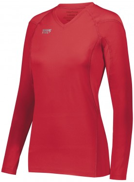 HIGH FIVE GIRLS TRUHIT LONG SLEEVE JERSEY