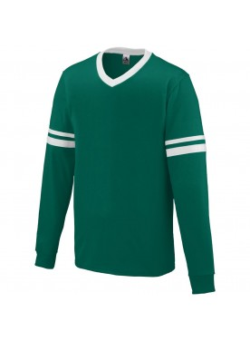 BOYS' LONG SLEEVE STRIPE JERSEY