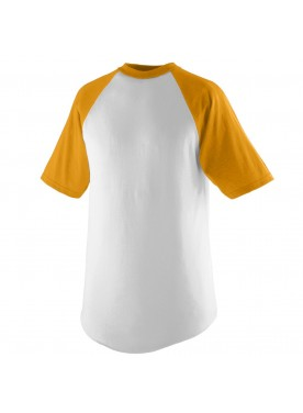 MEN'S SHORT SLEEVE BASEBALL JERSEY