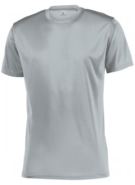 Attain Wicking Set-In Sleeve Tee