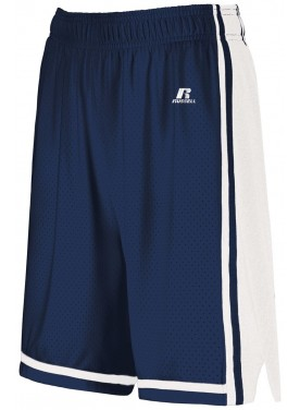 RUSSELL WOMENS LEGACY BASKETBALL SHORTS