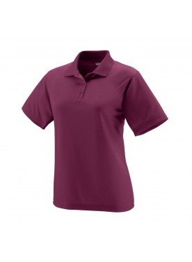 Womens Wicking Mesh Polo