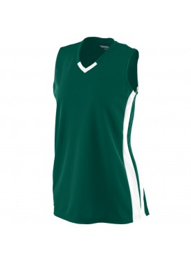 Girls' Wicking Mesh Powerhouse Jersey