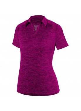 Women's Intensify Black Heather Sport Shirt