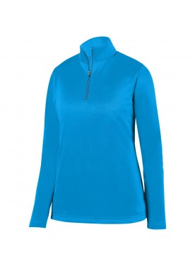 Womens WICKING FLEECE PULLOVER