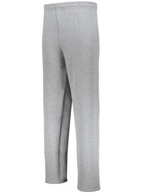 RUSSELL MEN DRI-POWER®  OPEN BOTTOM POCKET SWEATPANTS
