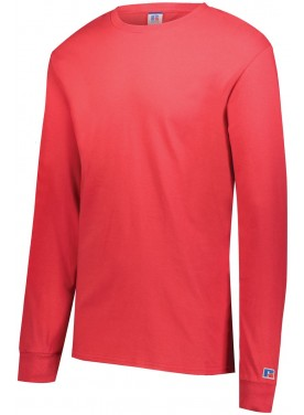 RUSSELL COTTON CLASSIC LONG SLEEVE TEE