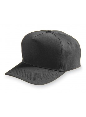 ADULT FIVE PANEL COTTON TWILL CAP