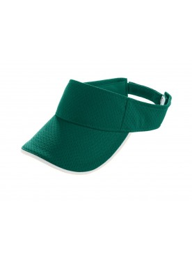 Boys ATHLETIC MESH TWO-COLOR VISOR