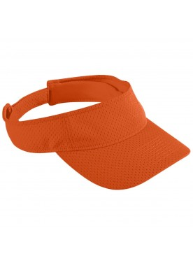 AUGUSTA SPORTSWEAR MEN ATHLETIC MESH VISOR