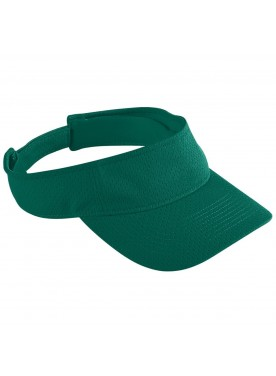 AUGUSTA SPORTSWEAR BOYS ATHLETIC MESH VISOR