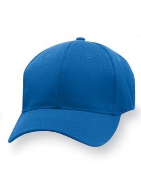 ADULT SPORT FLEX ATHLETIC MESH CAP