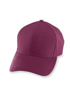 Athletic Mesh Cap-Youth