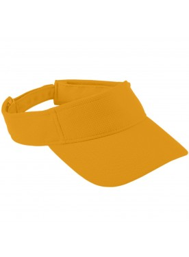 AUGUSTA SPORTSWEAR BOYS ADJUSTABLE WICKING MESH VISOR
