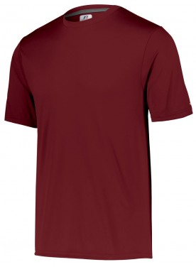 RUSSELL BOYS DRI-POWER CORE PERFORMANCE TEE