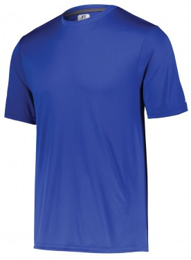 RUSSELL MEN DRI-POWER CORE PERFORMANCE TEE
