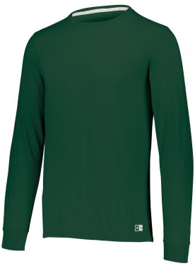 RUSSELL MEN ESSENTIAL LONG SLEEVE TEE