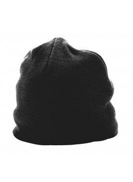 ADULT CLOSE-FITTING KNIT BEANIE