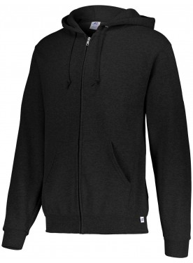 RUSSELL MEN DRI-POWER® FLEECE FULL-ZIP HOODIE
