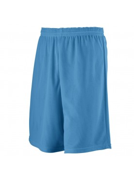 MEN'S LONGER LENGTH MINI MESH LEAGUE SHORT