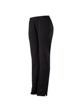 Womens SOLID BRUSHED TRICOT PANT