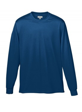 Boys Wicking Long Sleeve Tee
