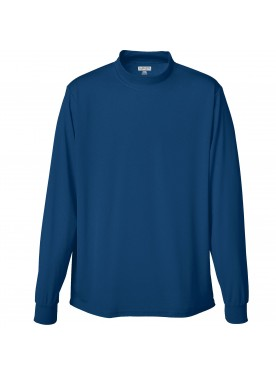 BOYS' WICKING MOCK TURTLENECK