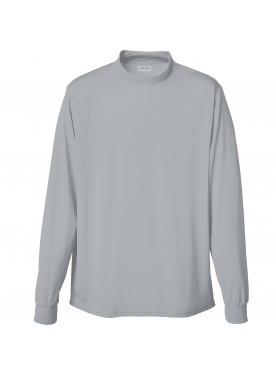 MEN'S WICKING MOCK TURTLENECK