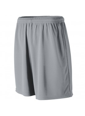MEN'S WICKING MESH ATHLETIC SHORT