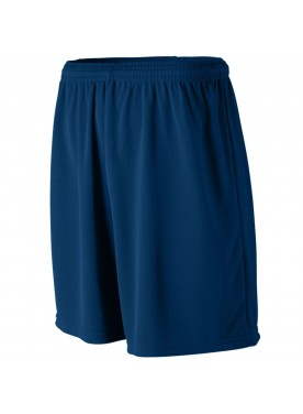 Boys WICKING MESH ATHLETIC SHORTS