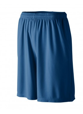 Boys LONGER LENGTH WICKING SHORTS WITH POCKETS