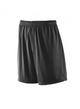 BOYS LINED TRICOT MESH SHORTS