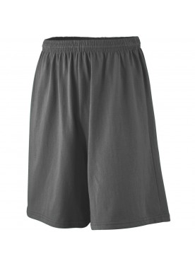 Boys LONGER LENGTH JERSEY SHORTS