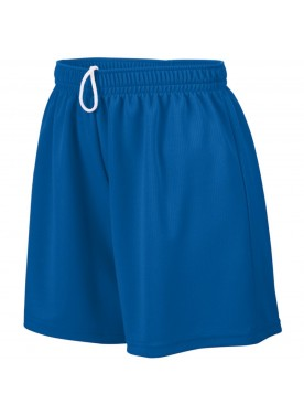 Womens WICKING MESH SHORTS
