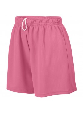 Girls Wicking Mesh Shorts
